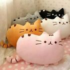 Anime Kaomoji Emoticon Nekoatsume Stuffed Plush Cushion Pillow Toy Kawaii#58-H54