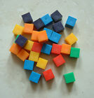 NEW 30 x 1cm Counting Sorting Cubes KS1 Maths Area/Volume/Addition/Subtraction