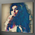 AMY WINEHOUSE CANVAS WALL ART PICTURE PRINT VARIETY OF SIZES FREE UK P&P