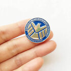 Agents of shield Copper BADGE Hydra Eagle Pin Brooch Resident Evil Umbrella Cool (Agent Cool Blue)