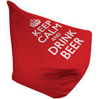 Keep Calm And Drink Beer Bean Bag