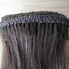 Russian double drawn wefts or loose hair of the highest quality prepared by L...
