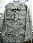 US AIR FORCE ABU MAN'S COAT SHIRT BLOUSE NYCO TWILL CURRENT ISSUE VAR SIZES NEW