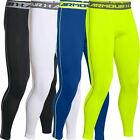 2016 Under Armour Mens HeatGear Armour Compression Leggings Base Layer Tight