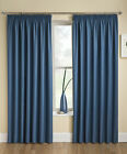 TRANQUILITY – Jacquard with Subtle Stripe Curtains – Thermal Dim Out - Tape Top