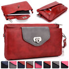 Womens Fashion Smart-Phone Wallet Case Cover & Evening Purse EI64-21