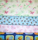 BUGS #1  FABRICS Sold INDIVIDUALLY NOT AS A GROUP By the HALF YARD