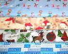 CHRISTMAS & HANUKKAH #11  FABRICS Sold INDIVIDUALLY NOT AS A GROUP  HALF YARD