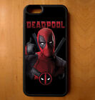 Deadpool phone case cover Galaxy S 7 8 Note Edge Apple iPhone 4 5 SE 6 7 Plus G3
