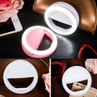 Selfie Portable Flash LED Phone Camera Ring Light For iPhone 6 6S Android Phone