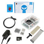 Raspberry Pi 3 Kit with Quick-Start Guide,Gift Box, Tutorial