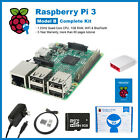 Raspberry Pi 3 Starter Kits with Quick-Start Guide,Gift Box, Tutorial