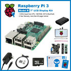 2016 Raspberry Pi 3 Kit with Quick-Start Guide,Gift Box, Tutorial