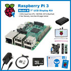 Raspberry Pi 3 Starter Kits with Quick-Start Guide,Gift B...