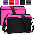 Universal 2-in-1 13 13.3 Inch Laptop Sleeve and Shoulder Bag Case NDR2-1
