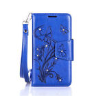 Cute Pattern For Lenovo Wiko Asus BQ Nokia Flip Card Wallet Leather Case Cover