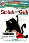 NEW  DVD // SPLAT THE CAT // SCHOLASTIC STORYBOOK TREASURES // 34min