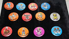 VINTAGE NFL FOOTBALL PINBACKS 1972