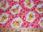 POOH #1  FABRICS Sold INDIVIDUALLY NOT AS A GROUP By the HALF YARD