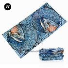 Multi-function Scarf Headband Face Mask Neck Protector For Fishing -- Bass