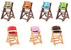 Keekaroo Height Right Kids Chair + Comfort Cushion Set 3 years And Up to 250 LB.