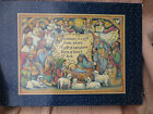 "Lang and Wise Angel & Nativities SUSAN WINGET ""Adore Him"" 16 Piece Nativity Set"