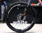 E.Thirteen E13 wheel set rim reflective adhesive sticker for MTB handmade Decal