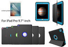 Tri-Fold Magnetic Smart Shockproof Heavy Duty Hard Case Cover for IPad pro9.7