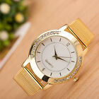 Women Luxury Jewelled Bracelet Watch Stainless Steel Analog Quartz Wrist Watches