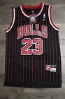 Michael Jordan Jersey #23 Chicago Bulls Classics Swingman Retro Black Stripe on eBay