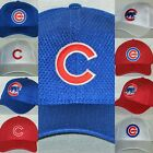 Chicago Cubs Air Mesh Pro Style Cap ⚾Hat ⚾CLASSIC MLB PATCH/LOGO ⚾4 Colors ⚾NEW on Ebay