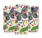 BUTTERFLY PATTERN COLLECTION HARD CASE COVER FOR SAMSUNG GALAXY MOBILE PHONES