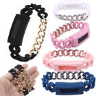 Silicone Metal Bracelet Wrist Bands Watch Straps for Fitbit Alta Fitness Tracker