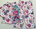 Girl's My Little Pony 2 Piece Flannel Pajama Set Toddler