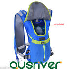 3Colours 8L Unisex Hydration Backpack for 1.5L Water Bladder Bag Hiking Cycling