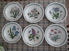 "PORTMEIRION BOTANIC GARDEN SET OF 6 PASTA BOWLS  8.5"" WIDE NEW"
