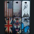 Tiger Butterfly Retro UK US hard Case cover for LG G Pro Lite D680 D682 D686