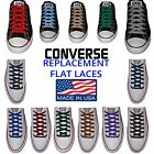 Внешний вид - Flat Premium Laces - Perfect Converse Fit - Made in USA - Buy 3, Get $5 OFF! NEW