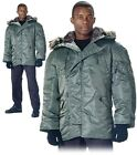 ROTHCO Sage Green N-3B Cold Weather Snorkel Parka Jacket Coat S To 4X