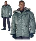 ROTHCO Sage Green N-3B Cold Weather Snorkel Parka Jacket Coat S To 3X