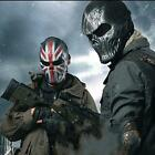Protection Gear Tactical Outdoor War Game Airsoft Paintball Full Face Skull Mask