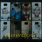 New Back hard Clear Case cover for Samsung Galaxy S2 SII GT-i9100