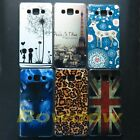 New back hard clear Case cover for Samsung Galaxy A3 A300F A3000 2015