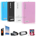 4 x18650 5V 1-2A Battery Dual USB Power Bank Charger DIY Box Case for Cell Phone