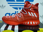 NEW ADIDAS Crazy Explosive Men's Basketball Shoes - Scarlet/White; B42420