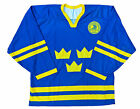 Team Sweden Hockey Jersey blue