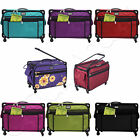 """Tutto Tote on Wheels Large, 22"""" - Choose from 8 Colors - Sewing Machine Case Bag"""