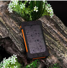 300000mah Waterproof Solar Power Bank External Battery Charger For Mobile Phones
