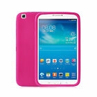 Slim Soft Silicon Rubber TPU Gel Protector Cover FOR Samsung Galaxy Tab 3,4,A,S2