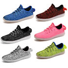 Unisex 7 LED Light Lace Up Luminous Shoes Sportswear Sneaker Casual Shoes New